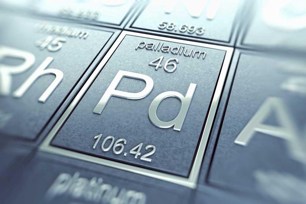Palladium là gì