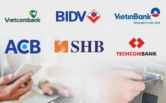 Các ngân hàng liên kết với Techcombank